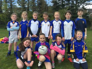 U10 girls Blitz