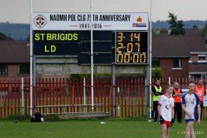U16 Boys claim South Antrim Title