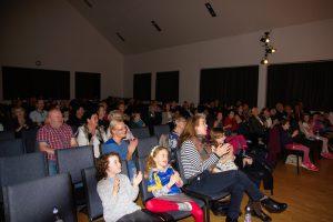 St. Brigid's Cultural event Scór na nÓg and Jimmy Cricket