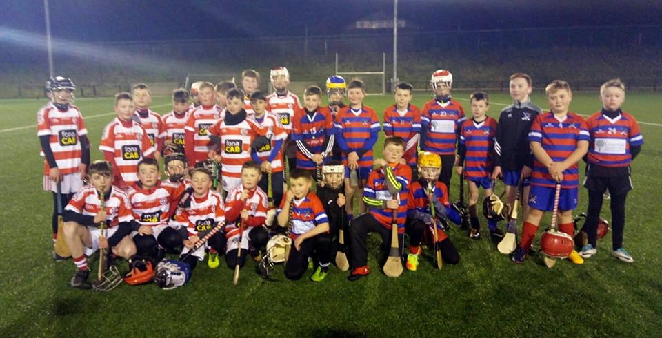 Hardy Brid Og U12s Brave The Cold To Clash With Local Rivals