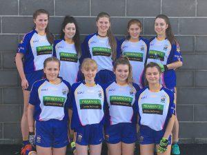 Minor Ladies Participate In Inaugural Sarsfields Tournament While County Stars Shine v Tyrone