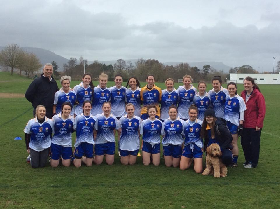 Murphy Of Ireland Are Backing St Brigid's Senior Ladies!