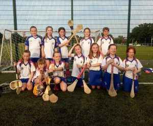 U10 Camogs Take On Loch Mor Challenge