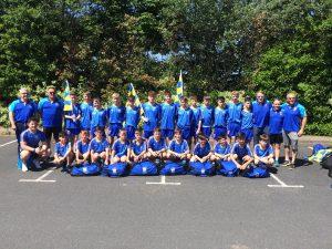 Féile Boys Do Club Proud In Louth