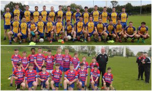Senior Men And Brid Og In Two Season-Defining Clashes This Sunday!!