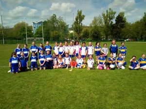 Young Camogs Enjoy Blitz At Musgrave Park