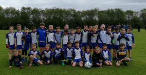 U10s Take Part In Mayday Tournament