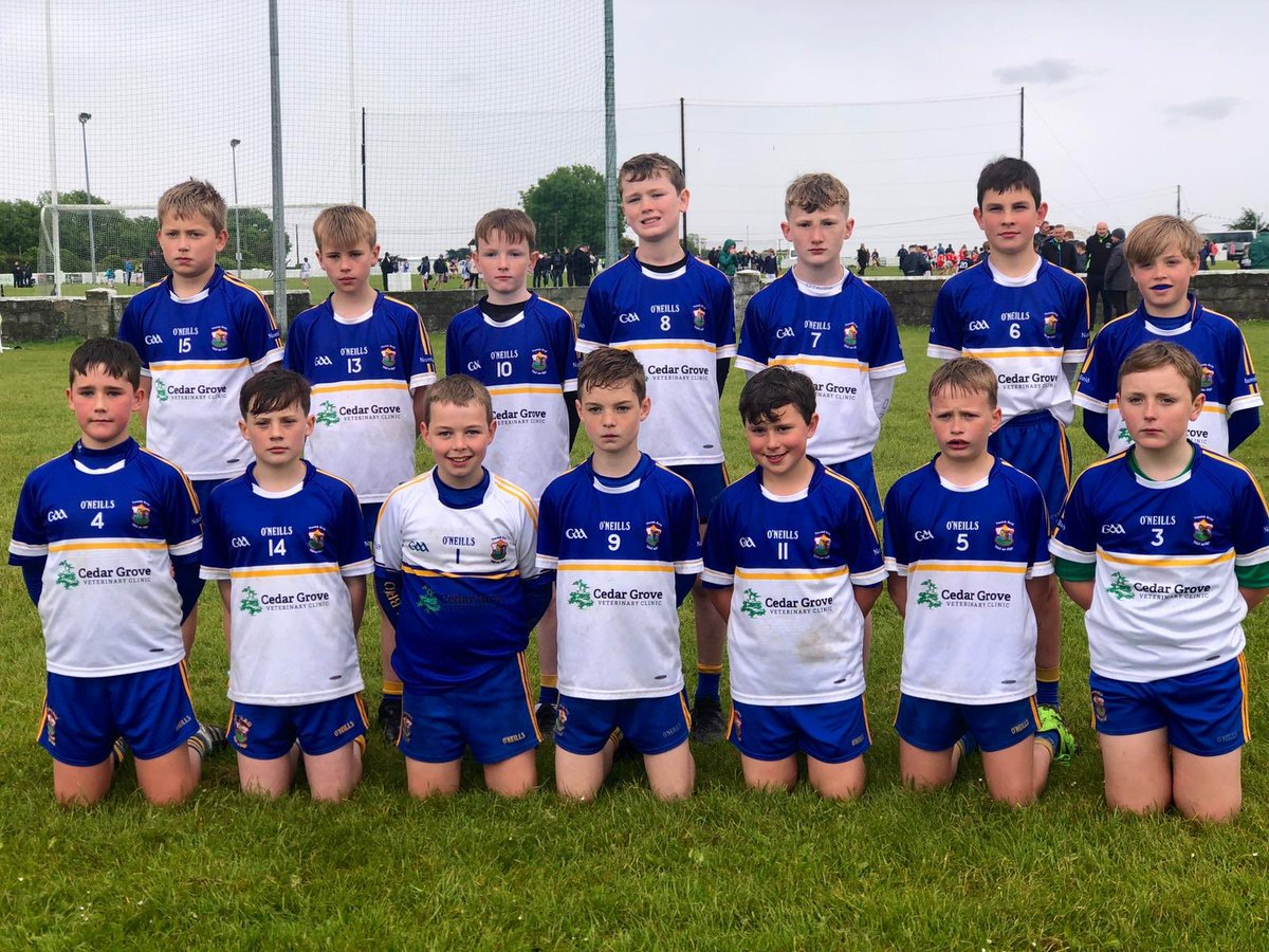 U12s Venture To Louth For Cooley Kickhams Tournament