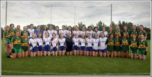 U16 Girls Host Derry U16 Champions In Challenge Match