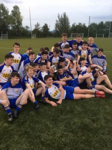 Minors Claim Dwyer Cup!