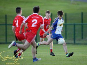Minors Strike Late To Defeat Aldergrove