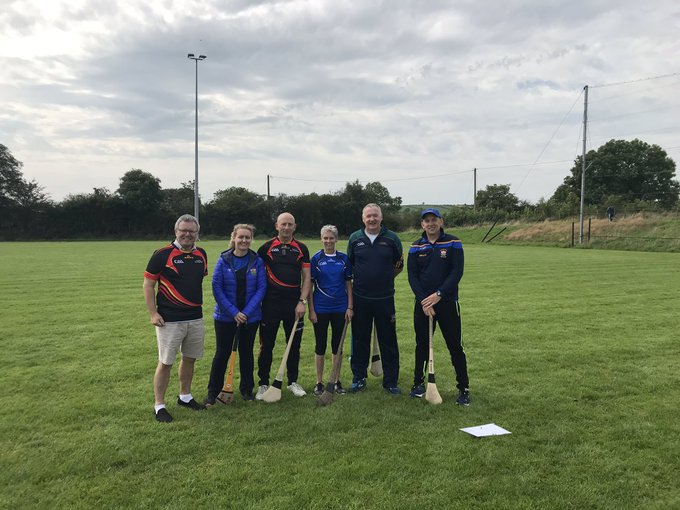 Hurling Coaches Receive Guidance From The Best