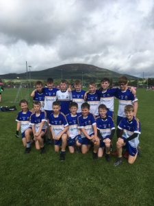 U12 Men Travel To Dromintee Tournament