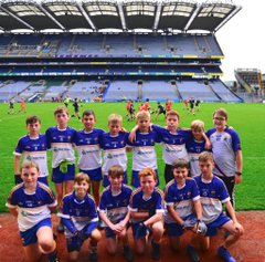 U12 Men Play At Croker!