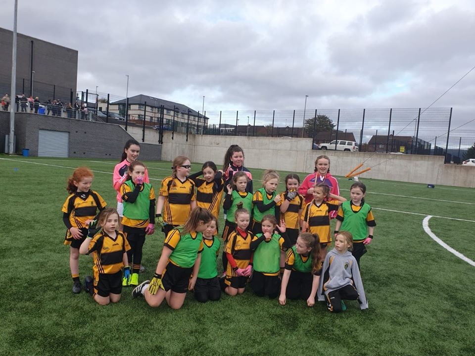 St Brigid's' Young Whistlers!