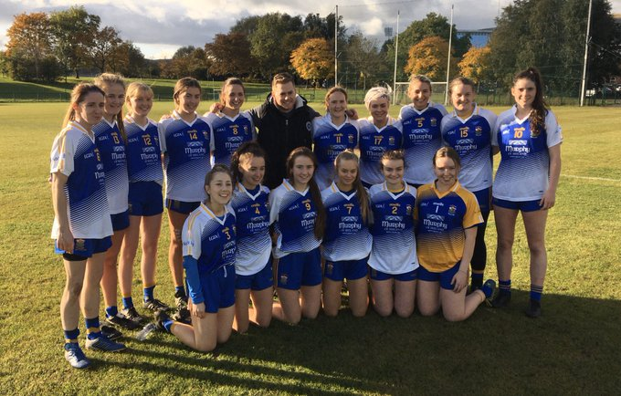 Senior Ladies Secure Division Three Title!