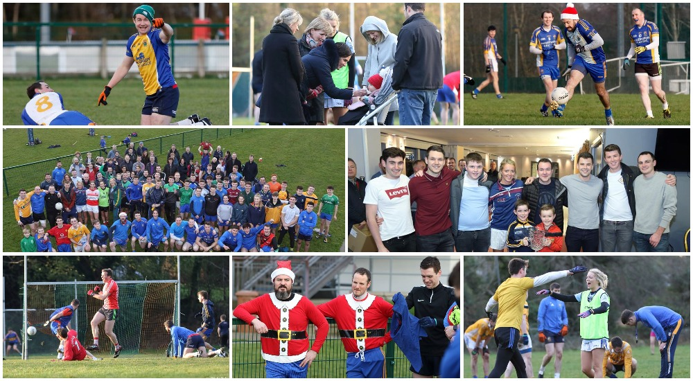 St Brigid's GAC Christmas Blitz & Club Day On 27th December!