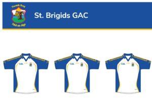 St Brigids GAC On Line Shop